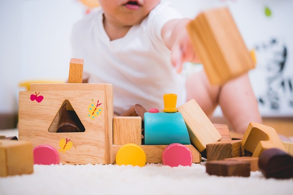 activité eveil Montessori
